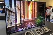 Samsung sẽ sớm cho ra mắt dòng tivi QLED 8K trên toàn cầu