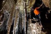 [Photo] Phát hiện hang động muối dài nhất thế giới tại Israel