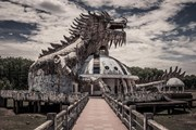 [Video] Vẻ ma mị của công viên bỏ hoang nổi tiếng ở Huế