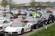 [Video] Cảnh sát Đức bắt giữ 150 siêu xe thể thao đua trái phép
