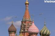 [Video] Không quân Nga tổng duyệt trước lễ duyệt binh ngày 9/5