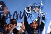 [Video] Manchester City ăn mừng chức vô địch Premier League