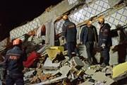 [Photo] Động đất ở Thổ Nhĩ Kỳ: Số người thương vong gia tăng nhanh