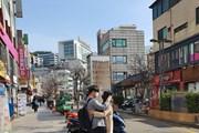 [Photo] Cuộc sống của người dân Seoul trong dịch COVID-19