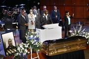 [Photo] Tang lễ George Floyd diễn ra trang trọng và tràn ngập nước mắt