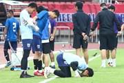 Thủ môn Thái Lan cầu nguyện trước cuộc đấu tuyển Việt Nam