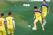 HLV Park Hang-seo sẽ cho tuyển Việt Nam đá 'tiki-taca' trước UAE?