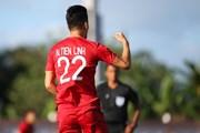 Cận cảnh U22 Việt Nam thắng đậm U22 Lào với hat-trick của Tiến Linh