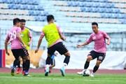 Cận cảnh trận đấu giữa các ngôi sao 'ẵm' 6 Quả bóng vàng của Hà Nội FC