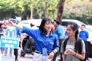 Gần 89.000 học sinh Hà Nội làm thủ tục chuẩn bị cho ngày thi vào 10