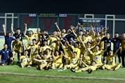 U17 Quốc gia: Thắng penalty kịch tính, SLNA và Nutifood vào chung kết