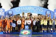 Nhìn lại niềm hạnh phúc của Bình Định ngày trở lại V-League sau 12 năm