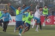 [Photo] Trận chung kết kịch tính ở Giải bóng đá 7 người toàn quốc