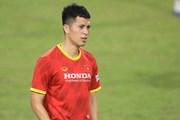 Đình Trọng và hàng thủ tuyển Việt Nam được HLV Park quan tâm đặc biệt