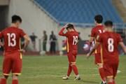 Cận cảnh tuyển Việt Nam thua Australia khi VAR không cho hưởng penalty