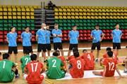 Tuyển futsal Việt Nam sẵn sàng cho trận đấu 'then chốt' ở World Cup