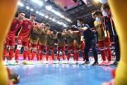 Hành trình ấn tượng của tuyển Việt Nam tại FIFA Futsal World Cup 2021