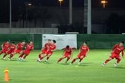 Đội tuyển Việt Nam thi đấu nội bộ, rà soát đội hình đấu Trung Quốc