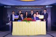 Sacombank và UnionPay ký kết hợp đồng thanh toán bằng mã QR