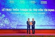 Vietcombank thu xếp 27.100 tỷ đồng cho dự án nhiệt điện của EVN