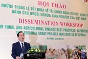 Việt Nam có hệ thống phân phối tín dụng vi mô lớn nhất thế giới