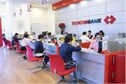 Lợi nhuận trước thuế của Techcombank đạt 7.774 tỷ đồng, tăng 61%