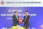 Ông Phan Đức Tú được bầu làm Chủ tịch Hội đồng quản trị BIDV