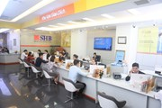 SHB cộng thêm 0,5-0,8% lãi suất cho khách hàng gửi tiết kiệm