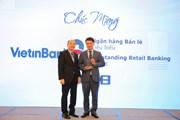 VietinBank nhận cú đúp giải thưởng ngân hàng bán lẻ năm 2018