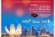 Chu du đảo quốc sư tử cùng thẻ VietinBank Premium Banking