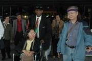Đoàn nạn nhân da cam/điôxin Việt Nam đến New York