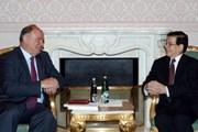 Chủ tịch nước gặp các nhà lãnh đạo Nga