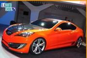 Hyundai Genesis được tôn vinh là ''xe hơi của năm''