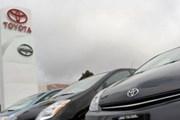 Các hãng ôtô Nhật Bản lại thu hẹp sản xuất