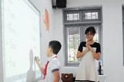 Phụ huynh loay hoay tìm lối học tiếng Anh cho con