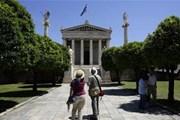 Hy Lạp phát triển ngành du lịch nhằm phục hồi kinh tế