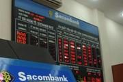 Sacombank thông báo đạt 905 tỷ đồng lợi nhuận