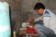 Hà Nội: Phát hiện một cơ sở sang chiết gas lậu lớn
