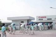 Doanh nghiệp vệ tinh của Canon cùng tăng lương