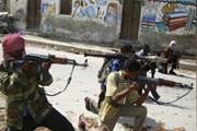 Gần 50 người thiệt mạng do xung đột ở Somalia