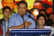Đương kim Tổng thống Indonesia bỏ xa đối thủ
