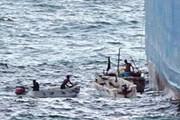 Nigeria-Benin lập đội tàu tuần tra chống cướp biển