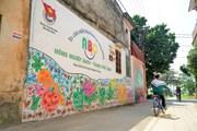 [Photo] Ghé thăm ngôi làng bích họa độc đáo tại Hà Nội