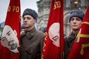 Nga tổng duyệt cho lễ diễu binh lịch sử trên Quảng trường Đỏ