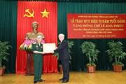 [Photo] Nguyên Tổng Bí thư Lê Khả Phiêu - Tấm gương cống hiến hết mình