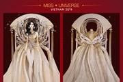 Miss Universe: Top 10 trang phục được bình chọn cho Hoàng Thùy