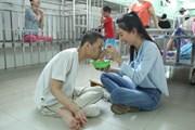 Miss World Việt Nam 'gửi yêu thương' đến những người khuyết tật