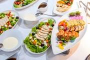 Bữa ăn chuẩn 5 sao của các hãng hàng không Nhật Bản có gì đặc biệt?