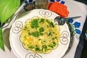 [Photo] Súp cua hạt quinoa: Món ăn giàu dưỡng chất và lạ miệng