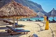 [Photo] Biển xanh cát trắng nắng vàng tuyệt đẹp ở 'Maldives Việt Nam'